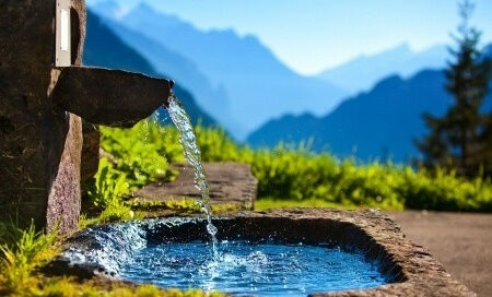 Heilwasser - Naturheilmittel seit Jahrtausenden