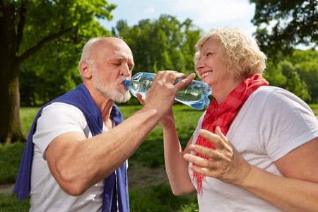 Trinken im Alter