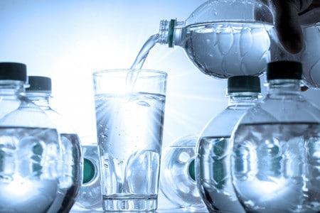 Wasserglas Form