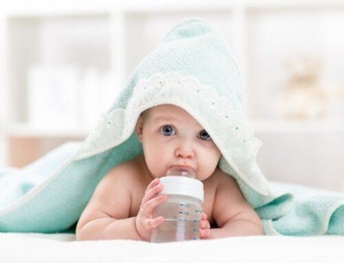 Welches Wasser ist fürs Baby das Beste?