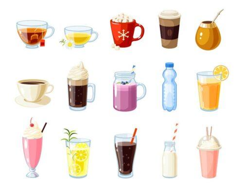Das Richtige trinken – aber was?