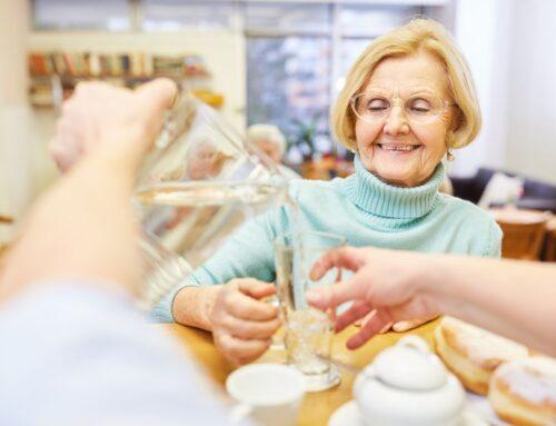 Das reduzierte Durstgefühl im Seniorenalter