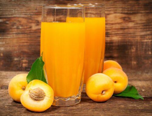 Saftsommer in gelb – mit Aprikosen