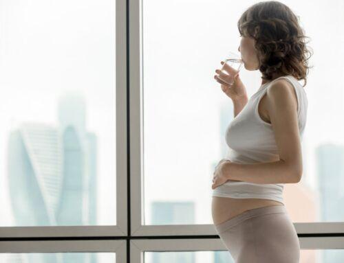 Schwangerschaft – Auch ausreichendes Trinken ist wichtig